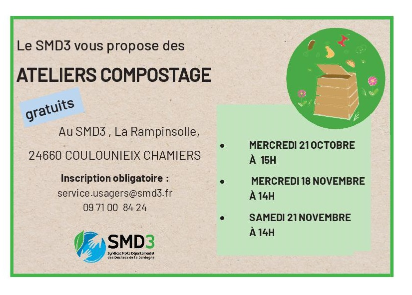 flyers ateliers compostage GD PX OCT NOV
